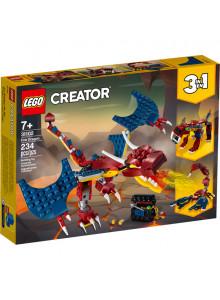 Lego Creator Fire Dragon...