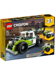 Lego Creator Rocket Truck...