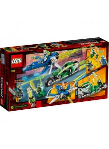 Lego Ninjago  Jay and...