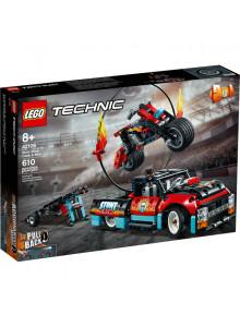 Lego Technic Stunt Show...