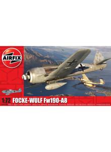Airfix  Focke Wulf Fw190A-8...