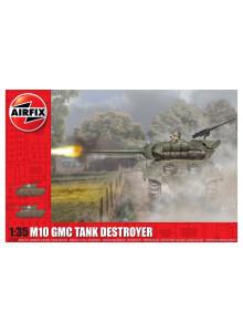 Airfix M10 GMC Tank...