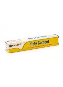 Humbrol  Poly Cement - 24ml...