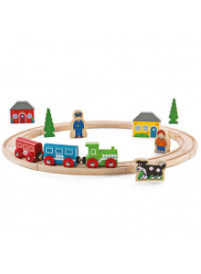 Bigjigs Rail - Mt First...
