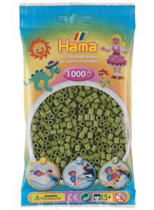 Hama Midi Bead 1000   Olive...