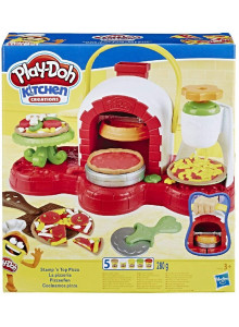 Play-Doh Stamp 'n Top Pizza...