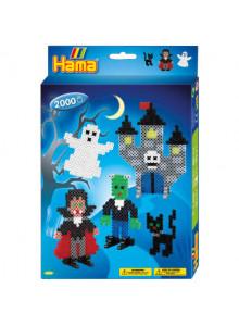 Hama Midi Scary  Gift Box 3439