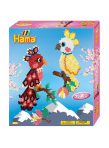 Hama Midi Gift Box 3246 Parrot