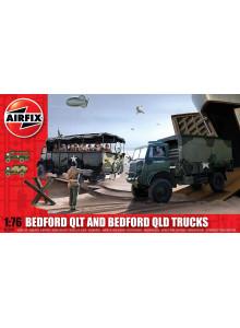 Airfix Bedford QLT and...