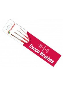 Humbrol Evoco Brush Pack -...
