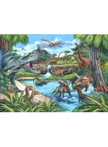 Dinosaurs  House of Puzzles...