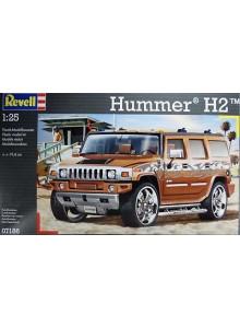 Revell  1/25 Hummer H2 07186