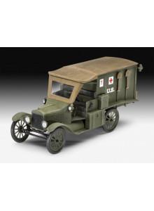 Revell  Model T 1917...