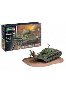 Revell T-34/76 Modell 1940...