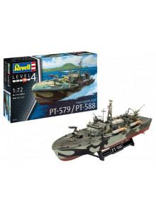 Revell  Patrol Torpedo Boat...