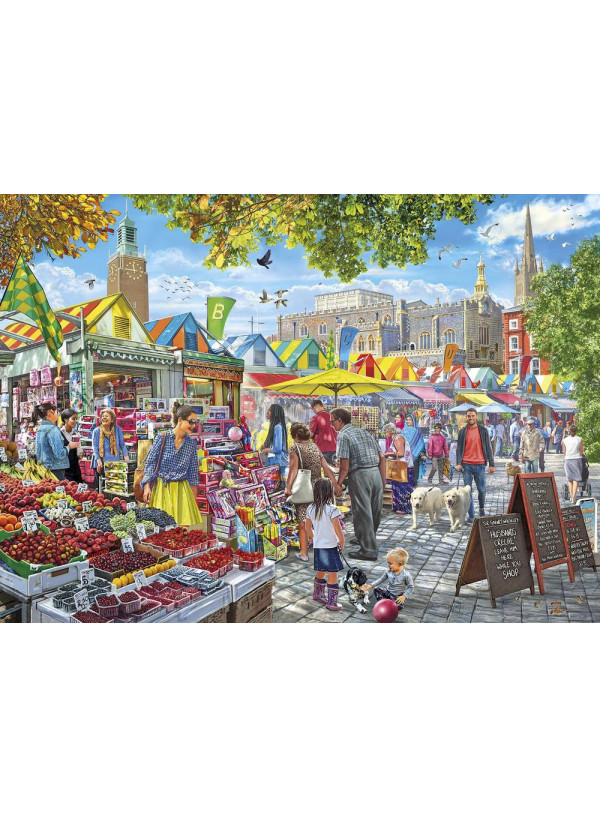 1000 piece jigsaw puzzle – Gibsons Games