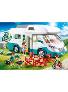 Playmobil Holiday Family...