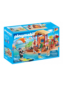 Playmobil Speedboat with...