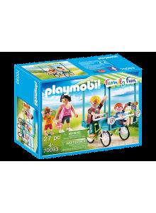 Playmobil Family Bicycle...