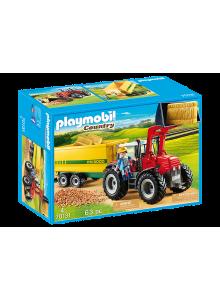 Playmobil Farm  Tractor...