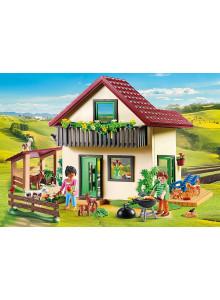 Playmobil Country Farmhouse...