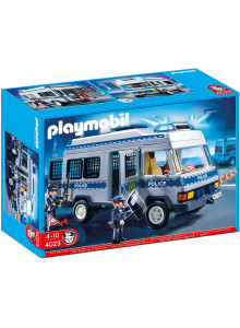Playmobil Police 4023...