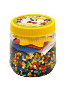 Hama 4,000 Midi Beads and 4...