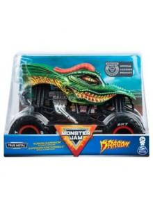 Monster Jam Official Dragon...