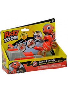 Ricky Zoom Launch & Go Playset