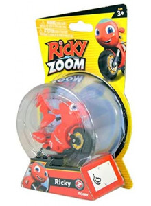 Ricky Zoom Motorcycle...