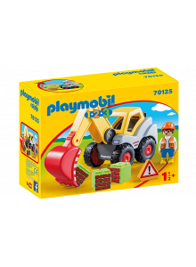 Playmobil 1.2.3 Shovel...