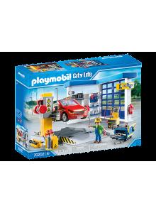 Playmobil  Car Repair...