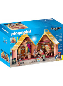 Playmobil pIrate Stronghold...
