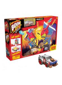 Boom City Racers Fireworks...