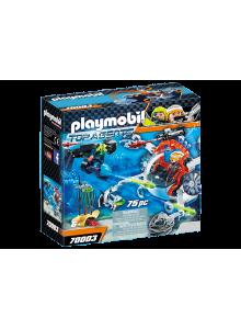Playmobil Top Agents  SPY...