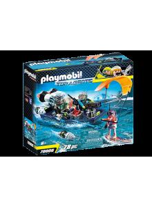 Playmobil Top Agents  TEAM...