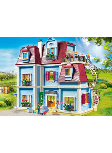 Playmobil Large Dollhouse...