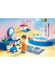 Playmobil Bathroom with Tub...