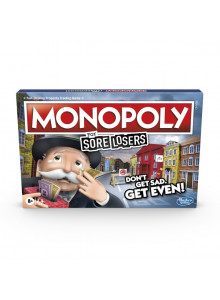 Monopoly For Sore Losers...