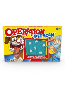 Operation Pet Scan Board Game