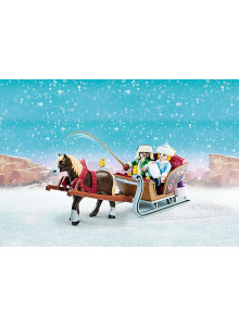 Playmobil Spirit Winter...