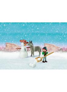 Playmobil Spirit   Snow...