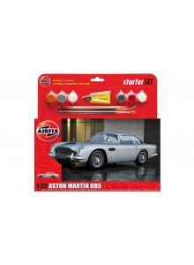 Aston Martin DB5 Silver...