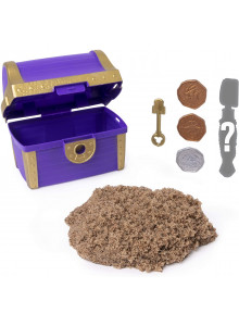 Kinetic Sand Buried...