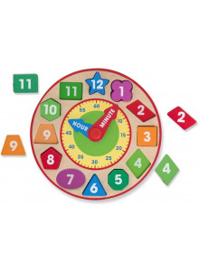 Melissa & Doug 18593 Clock...
