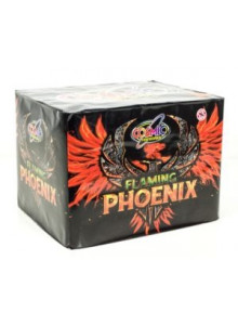 Cosmic Flaming Phoenix 80...