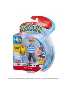 Pokemon Ash and Pikachu Figure