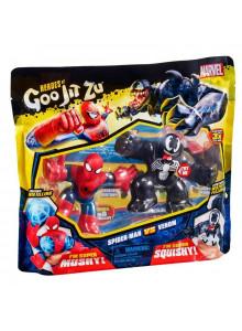 Heroes of Goo Jit Zu toys...