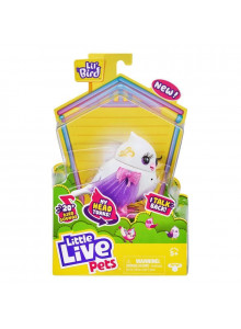 Little Live Lil Bird toys...