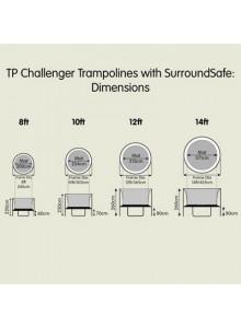 TP Challenger® Trampoline...